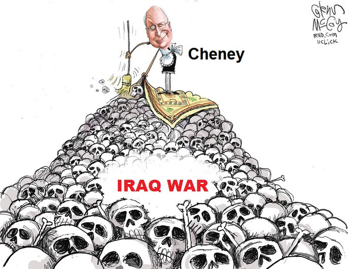 "176.  ""A few weeks ago Dick Cheney said he thinks I'm the worst president of his lifetime,"