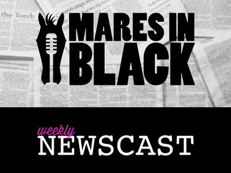 Mares in Black #71 in the Haus!