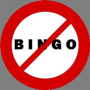 No Bingo during January