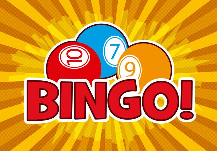 free-bingo-design-vector
