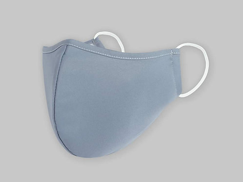 Gray Protective Face Mask