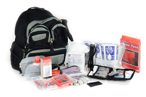 Basic 2 Person Bug out Kit