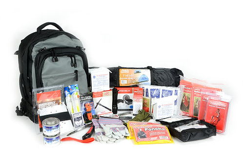 Premium 2 Person Bug out Kit