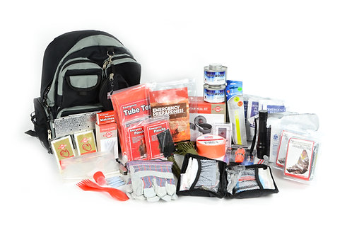 Deluxe 2 Person Bug out Kit