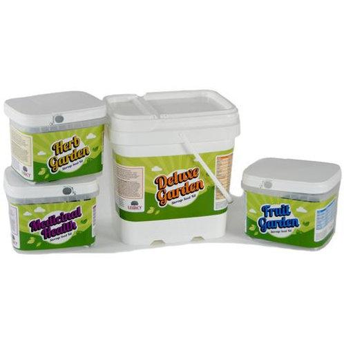 Ultimate Non-Hybrid Seeds Kit - Fruit, Herb, Medicinal, and Vegetable Garden Kit