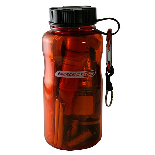 Emergency Survival Bottle