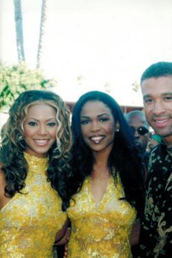 Beyonce & Michelle