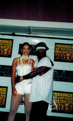 Lisa Raye and Rapper Treach