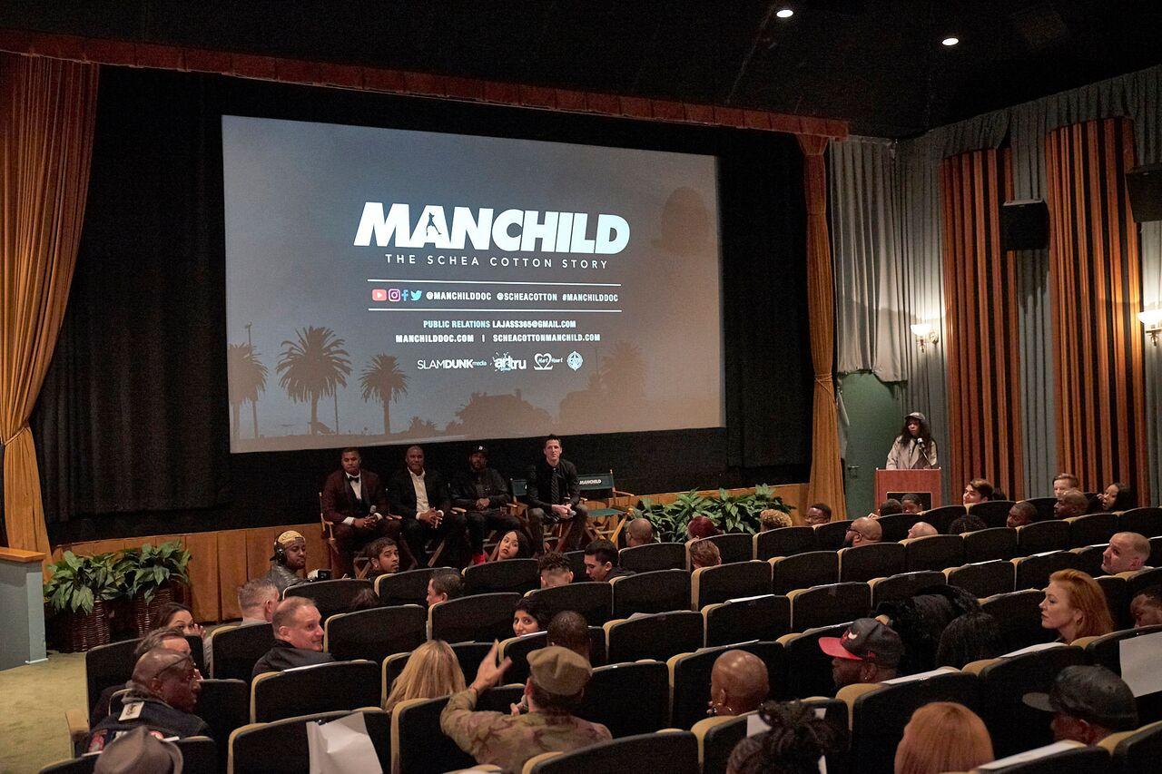 Manchild Screening