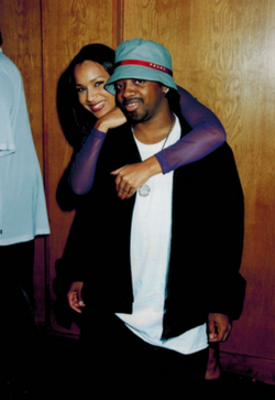 Jermaine Dupri & Lisa