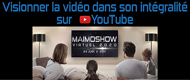 MaimoShow 2020 sur YouTube