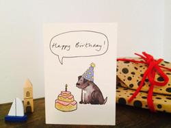 AB099C Monty's Birthday