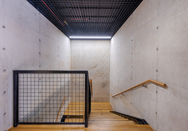 Empire House stairwell
