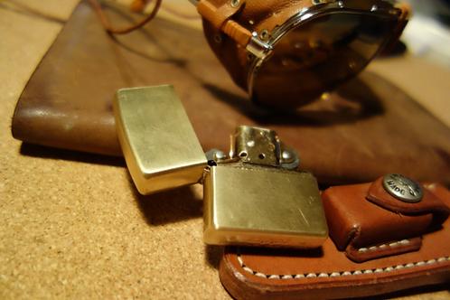Custom Machined Pilecki Goods Zippo