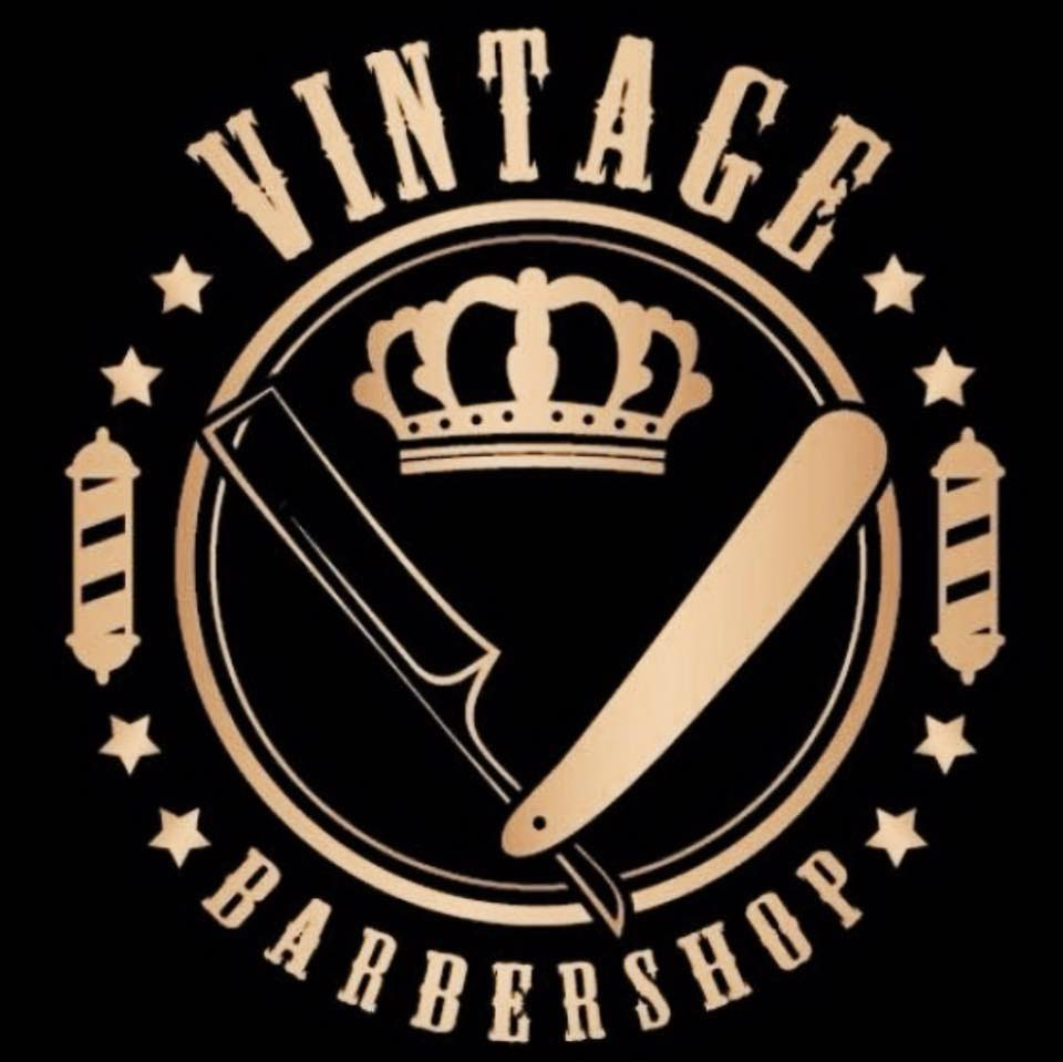 Vintage Salon de Barbier
