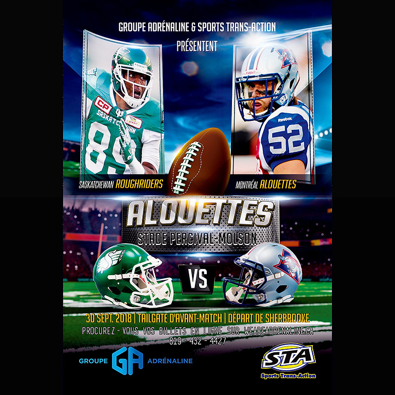 Roughriders@Alouettes