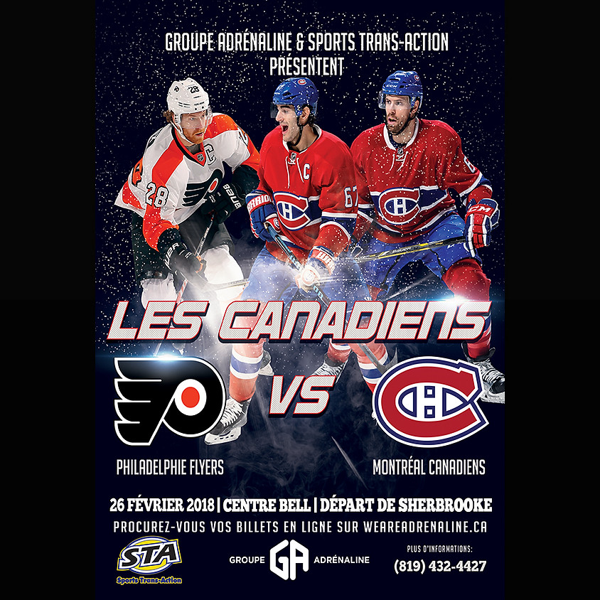 Flyers@Canadiens