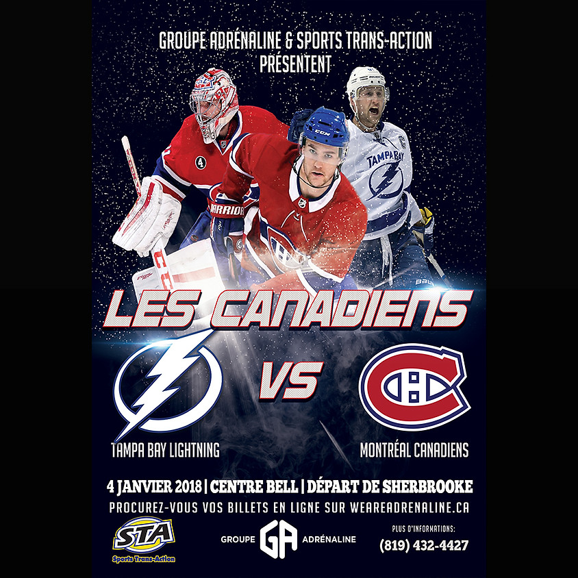 Lightning@Canadiens