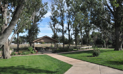 Legacy picnic area