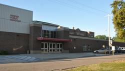 School Gym Entrance