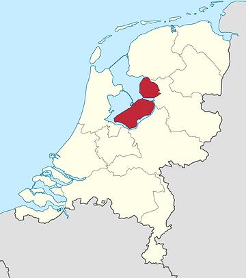 Werken in omgeving Flevoland