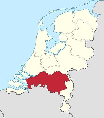 Werken in omgeving Noord-Brabant