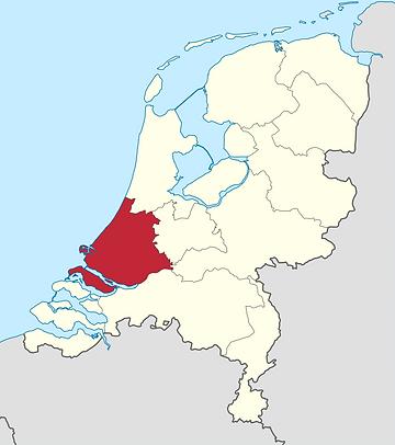Werken in omgeving Zuid-Holland