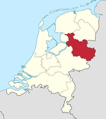 Werken in omgeving Overijssel
