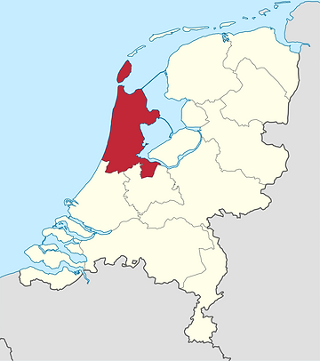 Werken in omgeving Noord-Holland
