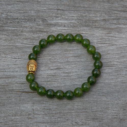 BC Jade Buddha Bracelet