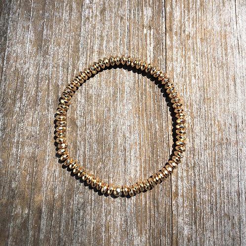 Hematite (Gold) Mini