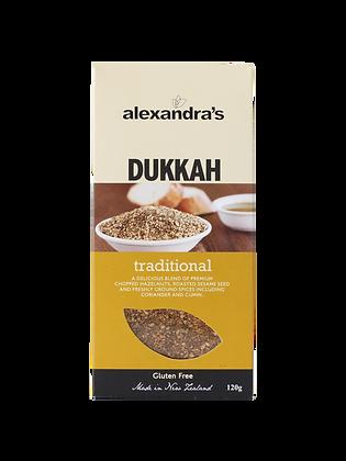 Dukkah Traditional
