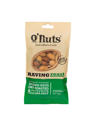 O'Nuts Raving Roast 100g