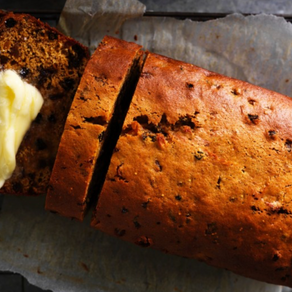 Delicious Moroccan Spiced Tea Loaf