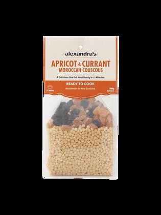 Apricot & Currant Moroccan Couscous