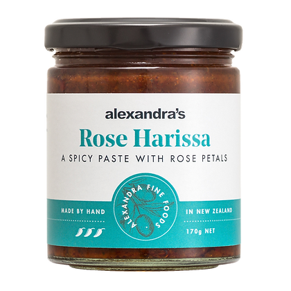 Rose Harissa Paste
