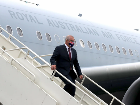 G7: Morrison takes on climate change the Aussie way- June 2021