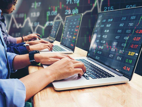 Key development over share markets due to rising bond rates- February 2021