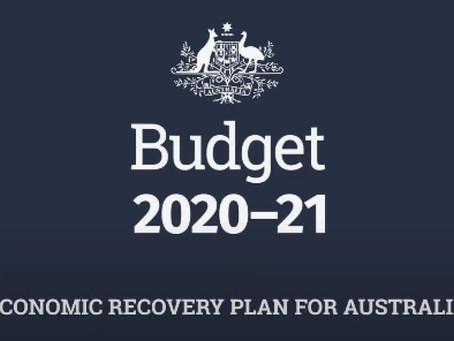 Federal Budget- October 2020