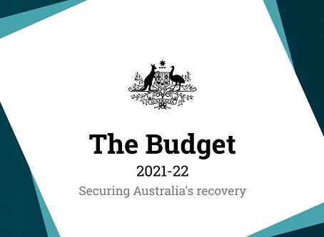 Budget Breakdown- May 2021