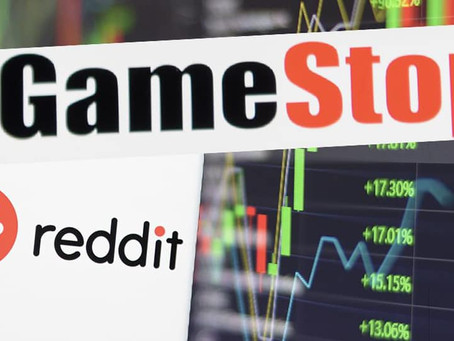 Can't Stop, Won't Stop, GameStop – January 2021