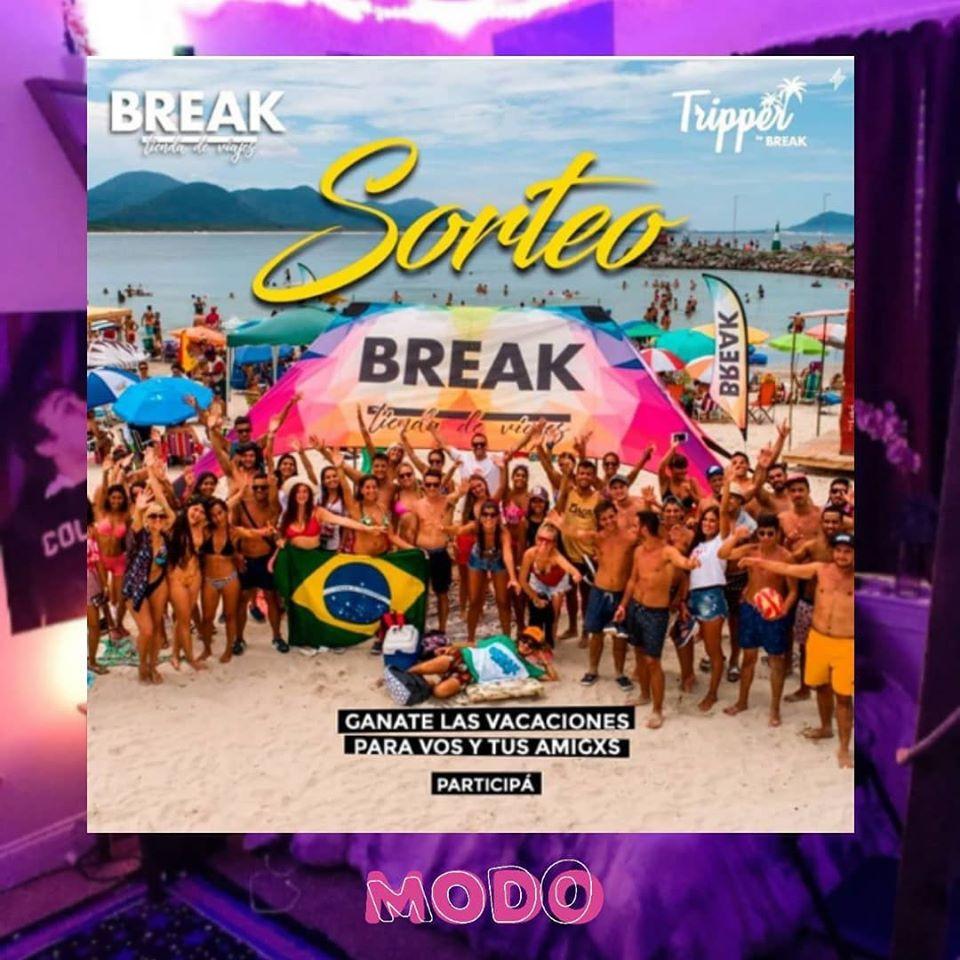 SORTEO BREAK!