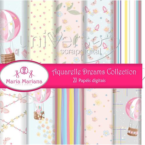 Aquarelle Dreams Collection - Uso Comercial