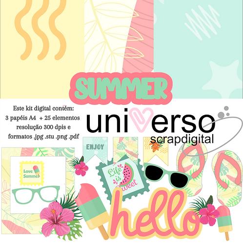 Kit Digital Summer