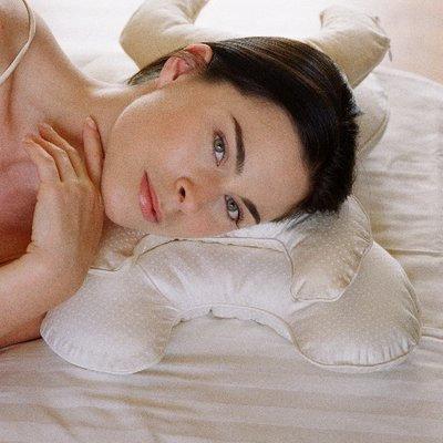 """""""Save My Face Silk Pillow"""""""