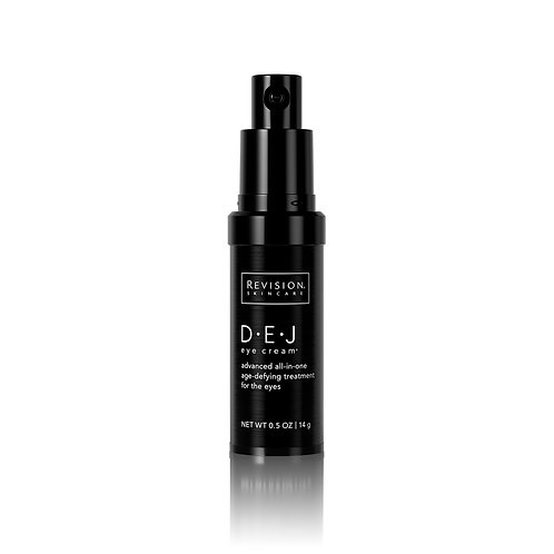 D·E·J Eye Cream® advanced all-in-one age-defying treatment for the eyes