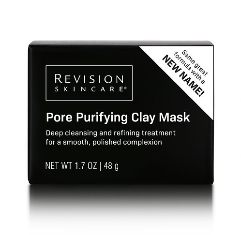 Pore Purifying Clay Mask (Formerly Black Mask) deep cleansing and refining treat