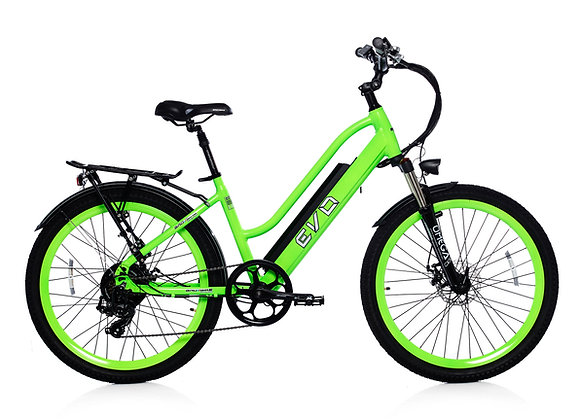 "Bad Bike EVO ""Green Flow"""