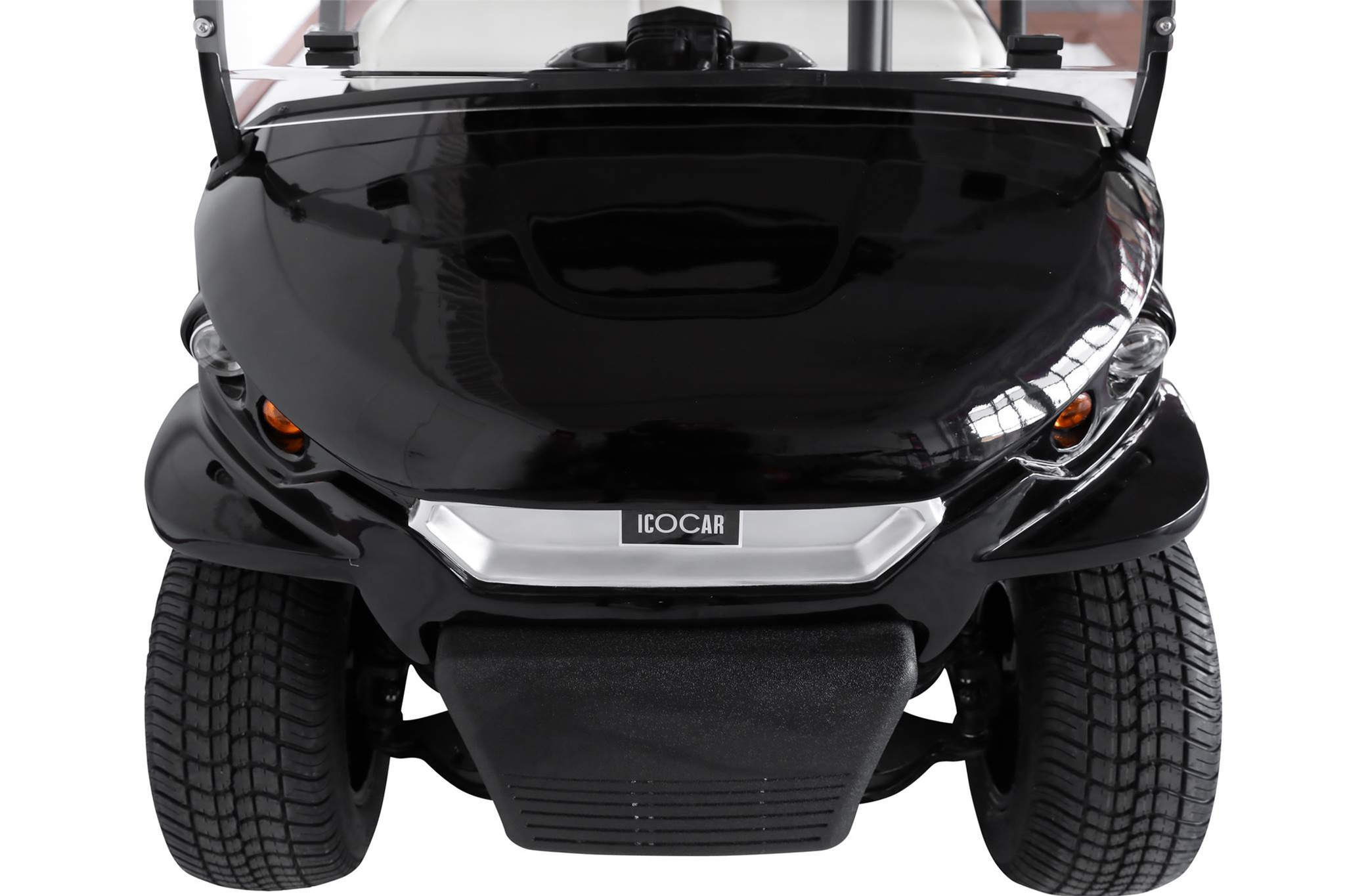 Golfwagerl 2-Sitzer Cabrio