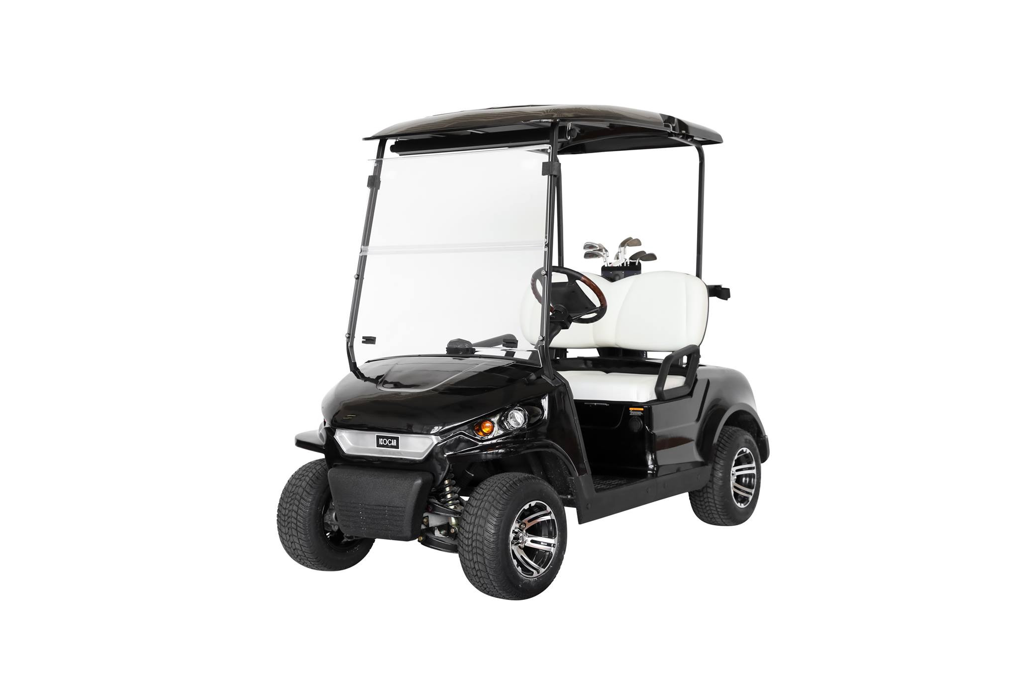 Golfwagerl 2-Sitzer